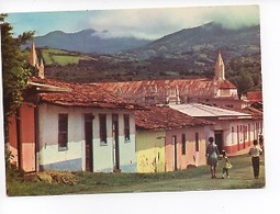 Tipica Pueblecito Costarricense Heredia - Costa Rica