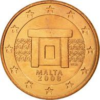 Malte, 5 Euro Cent, 2008, SUP, Copper Plated Steel, KM:127 - Malta