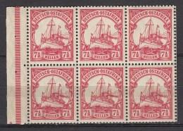 DUITSE KOLONIEN - DUITS OST  AFRIKA  1905   Michel  32 Xx Postfrisch/heft VF , See  Scan ,  [DK  515  ] - Colony: German East Africa