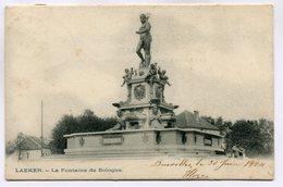 CPA - Carte Postale - Belgique - Bruxelles - Laeken - La Fontaine De Bologne - 1904 (SV5887) - Laeken