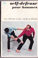 """Livre De 127 Pages Sur """"Self-Défence"""" Bruce Tegner 1969 - Sports De Combat"""