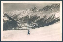 74 Les Houches  Mont Blanc  Plateau De Bellevue - France