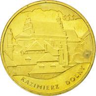 Monnaie, Pologne, Kazimierz Dolny, 2 Zlote, 2008, Warsaw, TTB, Laiton, KM:641 - Polonia