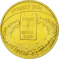 Monnaie, Pologne, General Elections Of 1989, 2 Zlote, 2009, Warsaw, TTB, Laiton - Pologne