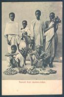 Yemen ADEN Somalie Fruit Dealers - Yemen