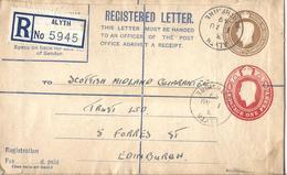 Grande Bretagne Großbritannien Britain JERSEY, Entier Postal Ganzsachen Postal Stationery, Enveloppe Umschläge Envelope - Stamped Stationery, Airletters & Aerogrammes