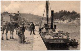 29 CHATEAULIN - Les Quais Et Le Port - Châteaulin
