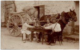 86 ARCAY - Attelage Avec Sacs De Grains - Carte-photo - France