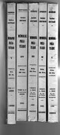 Memorial Philatelique De Gustave Bertrand Les 5 Volumes  :1932-1936 état Superbe Complet RARE - Littérature