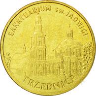 Monnaie, Pologne, Trzebnica, 2 Zlote, 2009, Warsaw, TTB, Laiton, KM:711 - Polonia