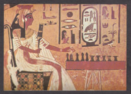 84161/ LUXOR, Queen's Valley, Tom Of Nefertari, The Queen Playing Draughts - Luxor