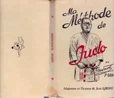 """Livre De 290 Pages Sur """"Judo """" Mikonosuke Kawaishi Shi-Han 1952 - Sports De Combat"""