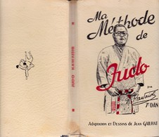 "Livre De 290 Pages Sur ""Judo "" Mikonosuke Kawaishi Shi-Han 1952 - Martial Arts"