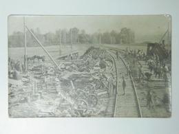 Russia 284 Ivančenko Train Accidenz 1915 - Russia