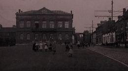 Wasmes  Grand'Place Et Hotel De Ville - Colfontaine