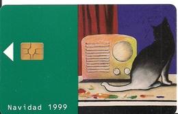 TARJETA NAVIDAD 1999 RARE - Unclassified