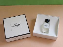 RARE MINIATURE Eau De Parfum BOY Les Exclusifs De CHANEL 4 Ml - Miniatures Modernes (à Partir De 1961)