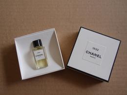 RARE MINIATURE Eau De Parfum 1932 Les Exclusifs De CHANEL 4 Ml - Miniatures Modernes (à Partir De 1961)
