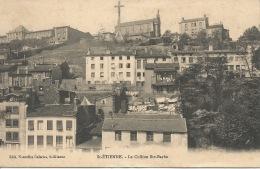 42  St ETIENNE  La Colline Ste Barbe  1916 - Saint Etienne