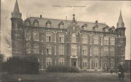 6460 BELGIQUE  CHIMAY  Collège Saint Joseph - Belgium