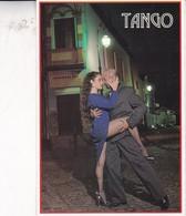 TANGO. LA BOCA, BUENOS AIRES. FOTO CHRISTIAN BAIED THEILMANN CIRCA 2000s- BLEUP - Argentinië