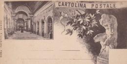ITALIE - CARTOLINA POSTALE - Ricordo Di Roma / MARCUCCI VIA CONDOTTI - Roma