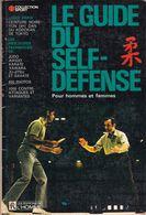"""Livre De 300 Pages Sur """"Self-Défence""""  Louis Arpin 1971 - Sports De Combat"""