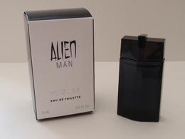 MINIATURE Eau De Toilette ALIEN MAN De MUGLER 6 Ml NOUVEAUTE 2018 - Miniatures Hommes (avec Boite)