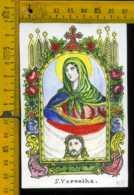 Santino Dipinto A Mano Santa Veronica - Images Religieuses