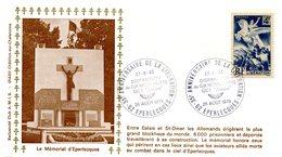 Bureau Temporaire Eperlecques Du 26 Août 1979 - 35e Anniversaire De La Libération - X 577 - WW2 (II Guerra Mundial)