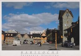 BARILOCHE. PATAGONIA ARGENTINA, CENTRO CIVICO DE BARILOCHE. EDICIONES 7 LAGOS. CIRCA 2010s- BLEUP - Argentinië