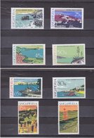 ALBANIE 1967 RIVIERA ALBANAISE Yvert 985-992 NEUF** MNH - Albanie