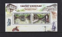 9.- TURKEY 2018 HISTOCAL BAZAARS - 1921-... República
