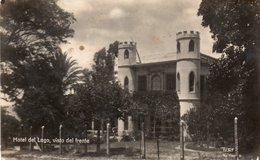 PARAGUAY-HOTEL DEL LAGO,VISTO DEL FRENTE-VIAGGIATA 1932 - Paraguay