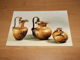 Ansichtskarte--25865-564-Bronzegefäße-Limesmuseum Aalen--ungelaufen - Schöne Künste