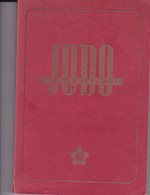 """Livre De 270 Pages Sur """"Judo """" Annuaire Officiel  19?? - Sports De Combat"""