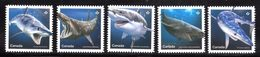 Canada 2018 The Sharks   DIE CUT From QUATERLY PACK - Carnets