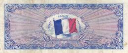 Billet 50 F Verso Drapeau 1944 FAY VF19.1 N° 33308005 - 1944 Drapeau/France