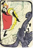 CALENDARIO DE ESPAÑA DE JANE AVRIL DEL AÑO 1981 (CALENDRIER-CALENDAR) BELLE EPOQUE - Calendarios