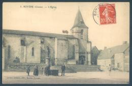 23 ROYERE Creuse L'Eglise - Royere