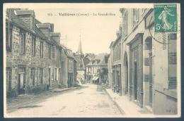 23 VALLIERES Creuse La Grande Rue - France