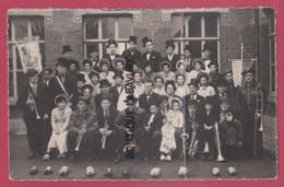 62 - AVION---La Réputé Société Folklorique ' LE MARIACH ' A  ' CHABOTS '--cpsm Pf - Autres Communes