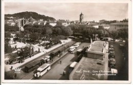 L20H_61 - Nice - 335 Gare D'Autobus Et Square Masséna - Traffico Stradale – Automobili, Autobus, Tram