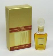 """Flacon De Parfum - WEIL """"Antilope 15 Ml  1/2 Fl.oz.- Parfum - Unclassified"""