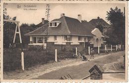 SAINT Idesbald - Sint Idesbald (deux Cartes) Voyagé 1951 Et 1954 - Koksijde