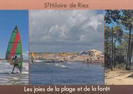 85,VENDEE,SAINT HILAIRE DE RIEZ - Saint Hilaire De Riez