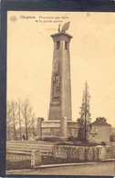 DIEGHEM - Monument Aux Morts De La Guerre - Machelen