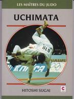 """Livre De 110  Pages Sur """"Judo """"  Uchimata Par Hitoshi Sugai 1994 - Sports De Combat"""