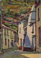 ART - CORNWALL - POLPERRO - COUCH'S HOUSE By JOHN PARK Art405 - Other