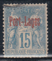 1893 YVERT Nº 3 - Puerto Lagos (1893-1931)